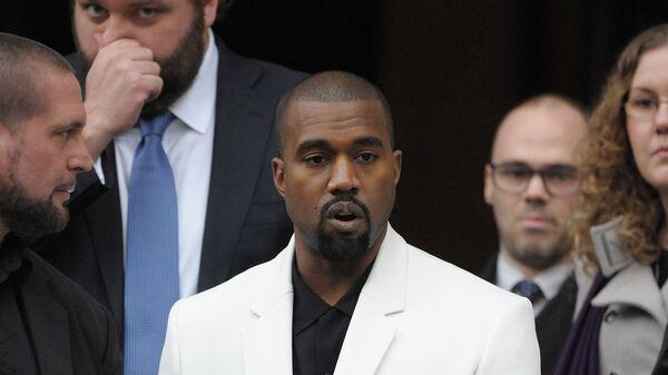 Americký rapper Kanye West. - Sputnik Česká republika