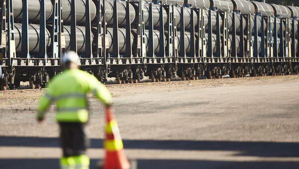 První potrubí Severního proudu 2 ve Finsku - Sputnik Česká republika