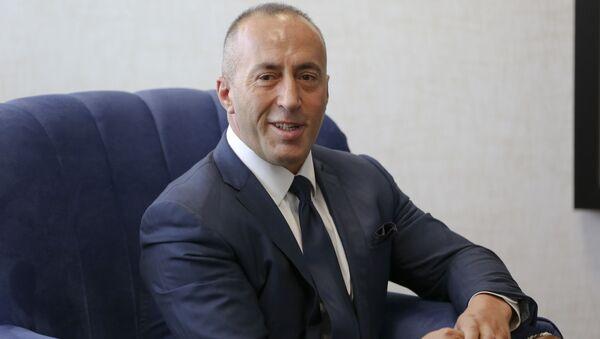 Kosovský premiér Ramuš Haradinaj - Sputnik Česká republika