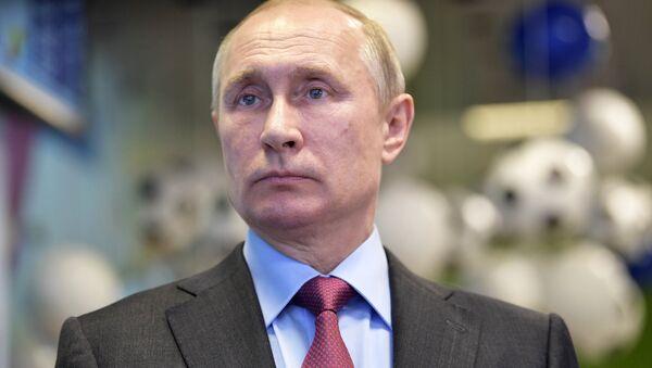 Vladimir Putin v Soči - Sputnik Česká republika