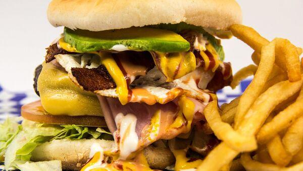 Burger - Sputnik Česká republika