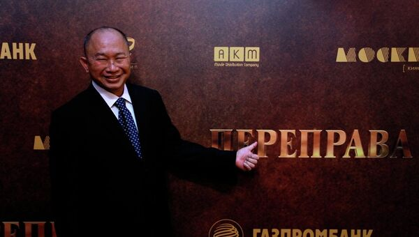 John Woo představuje v Moskvě svůj nový film Převoz - Sputnik Česká republika