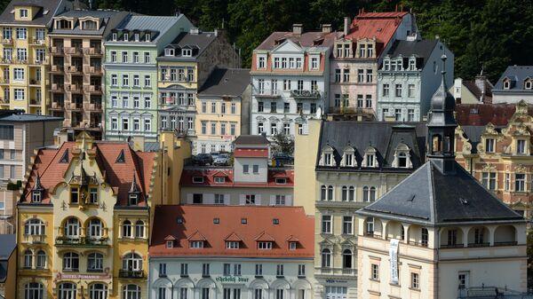Karlovy Vary - Sputnik Česká republika