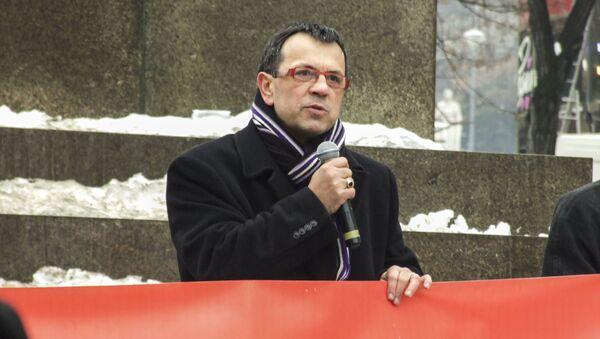 Místopředseda ČSSD Jaroslav Foldyna - Sputnik Česká republika