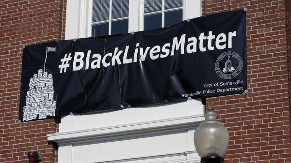 Black Lives Matter - Sputnik Česká republika