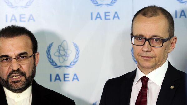 Tero Varjoranta (vlevo) - Sputnik Česká republika