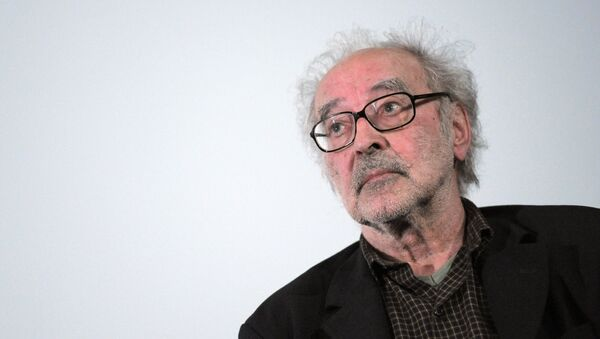 Jean-Luc Godard - Sputnik Česká republika