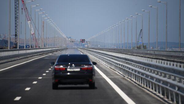 Otevření Krymského mostu - Sputnik Česká republika