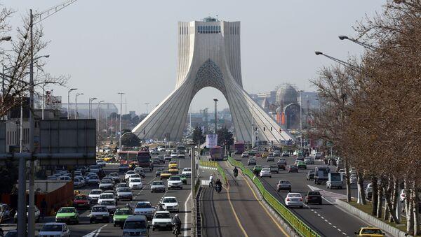 Pohled na Teherán - Sputnik Česká republika