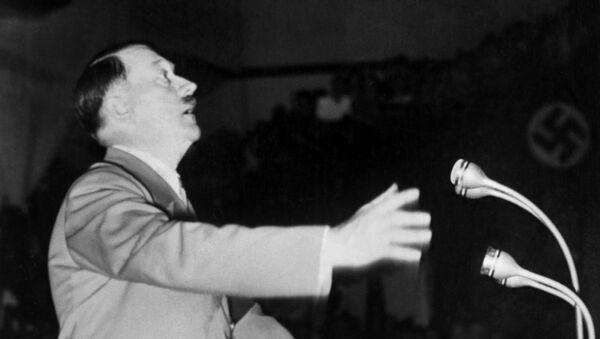 Adolf Hitler - Sputnik Česká republika