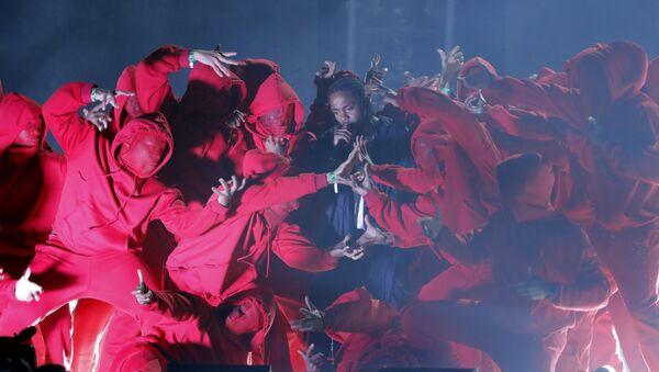 Kendrick Lamar - Sputnik Česká republika
