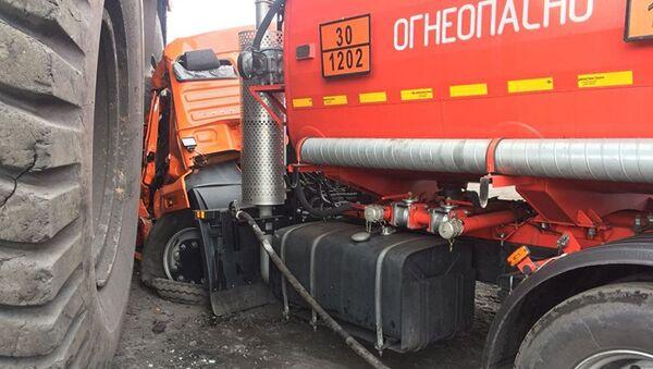 Dopravní nehoda v Kemerovu - Sputnik Česká republika