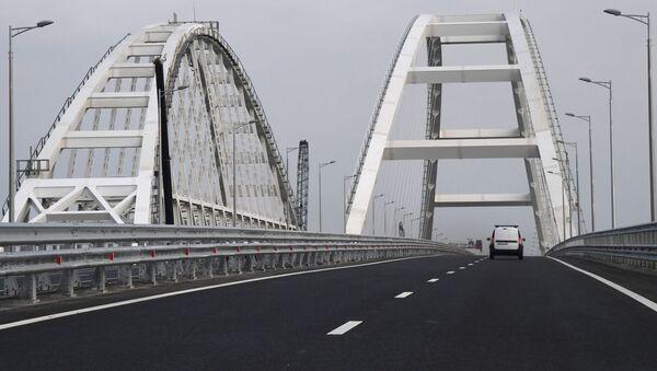 Krymský most - Sputnik Česká republika