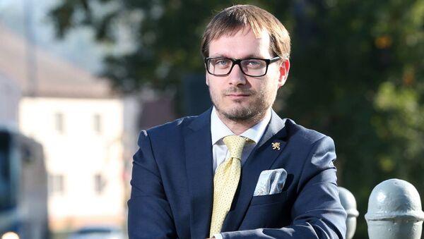 Adam B. Bartoš - Sputnik Česká republika