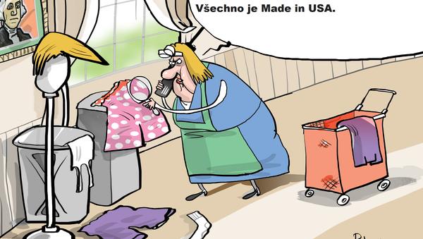 Těžká práce špiona - Sputnik Česká republika