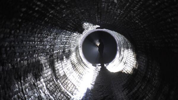 Kanalizace. Ilustrační foto - Sputnik Česká republika