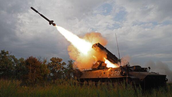 Raketový systém Strela-10 - Sputnik Česká republika