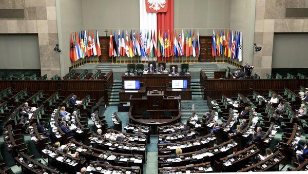Zasedání Parlamentního shromáždění NATO ve Varšavě - Sputnik Česká republika