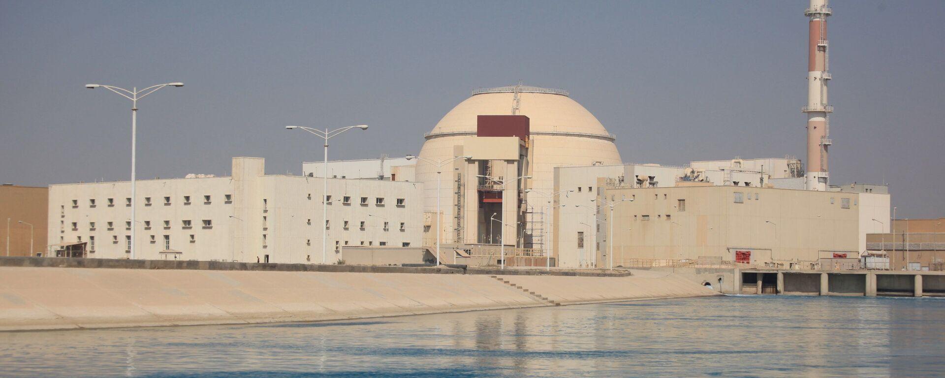 Jaderná elektrárna, Búšehr, Írán - Sputnik Česká republika, 1920, 17.04.2021