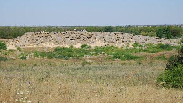 masív Kamenná mohyla, Ukrajina - Sputnik Česká republika
