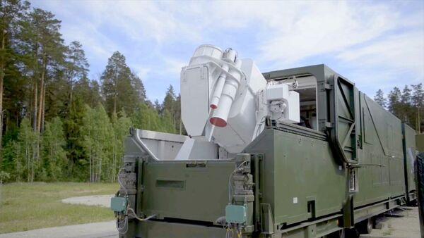 Ruský bojový laser Peresvet - Sputnik Česká republika