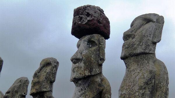Sochy na Velikonočním ostrovu - Sputnik Česká republika