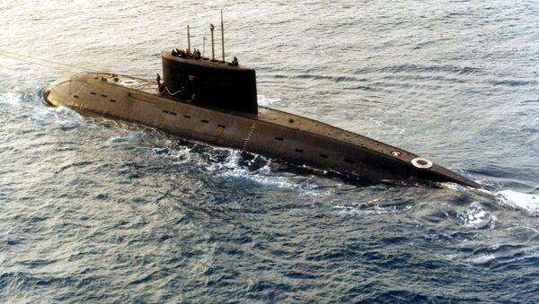Ponorka - Sputnik Česká republika
