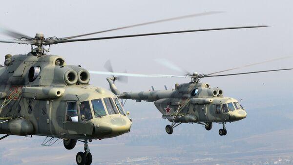 Mi-17 - Sputnik Česká republika