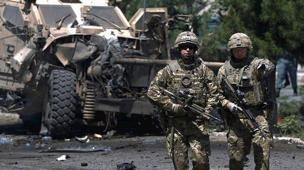 Vojáci NATO v Afghánistánu - Sputnik Česká republika