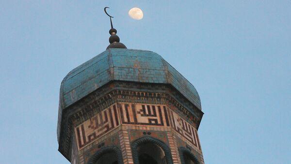 Mešita v Dušanbe, Tádžikistán. Ilustrační foto - Sputnik Česká republika