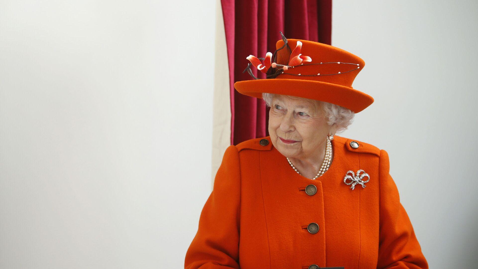 Britská královna Alžběta II. - Sputnik Česká republika, 1920, 01.09.2021
