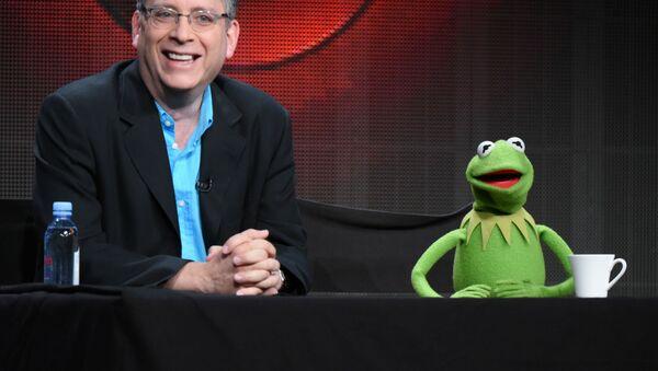 Žabák Kermit - Sputnik Česká republika