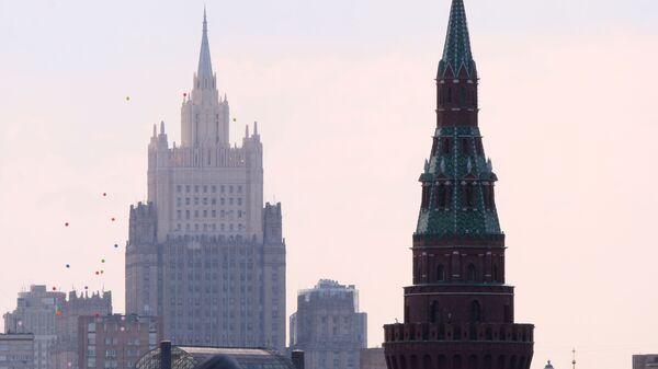 Budova Ministerstva zahraničí RF - Sputnik Česká republika
