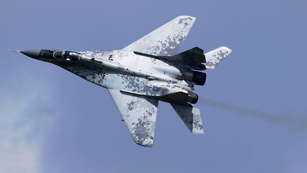 Slovenská stíhačka MiG-29AS - Sputnik Česká republika