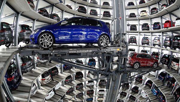 Auta Volkswagen - Sputnik Česká republika