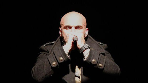 rapper Médine - Sputnik Česká republika