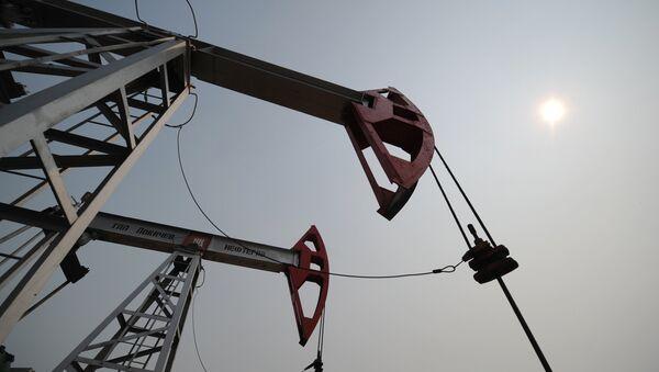 Oil production in cities of Khanty-Mansiysk Autonomous Okrug - Sputnik Česká republika
