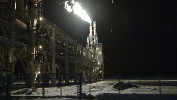 Závod na produkci zkapalněného plynu - Sputnik Česká republika