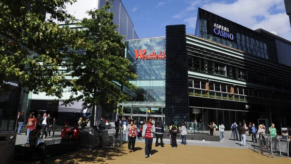 Obchodní středisko Stratford Center v Londýně - Sputnik Česká republika