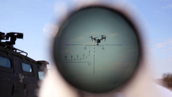 Cvičení věnované obraně před vzdušnými objekty (ilustrační foto) - Sputnik Česká republika