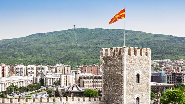 Makedonie - Sputnik Česká republika