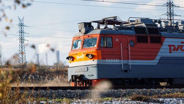 Transsibiřská magistrála - Sputnik Česká republika