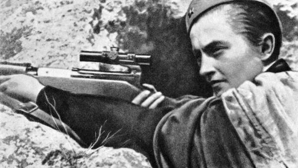 Ludmila Pavličenko - Sputnik Česká republika