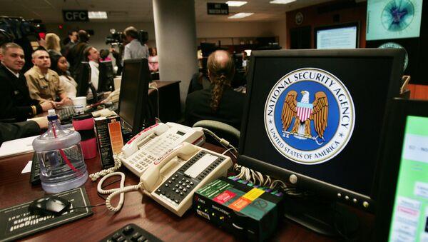 National Security Agency (NSA). Ilustrační foto - Sputnik Česká republika