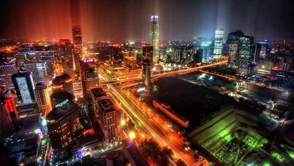 Peking - Sputnik Česká republika