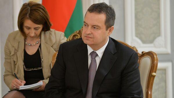Předseda OBSE Ivica Dačič - Sputnik Česká republika