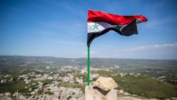 Sýrská vlajka - Sputnik Česká republika