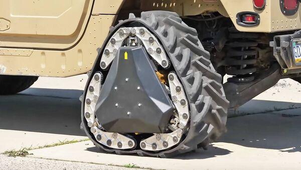 DARPA kolo - Sputnik Česká republika