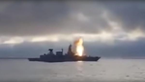 Německá fregata se stala obětí americké rakety - Sputnik Česká republika