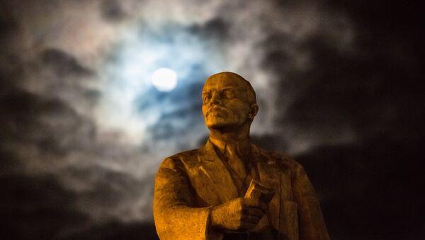 Lenin památník - Sputnik Česká republika